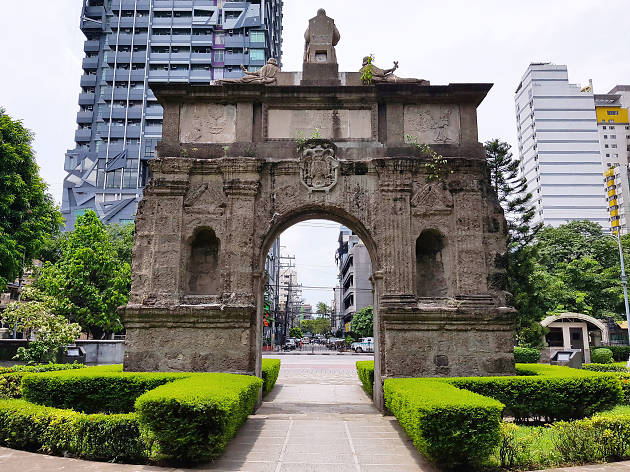 The Walled City - Manila - Philippines
