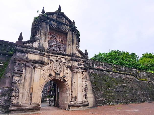 Fort Santiago - Manila - Philippines