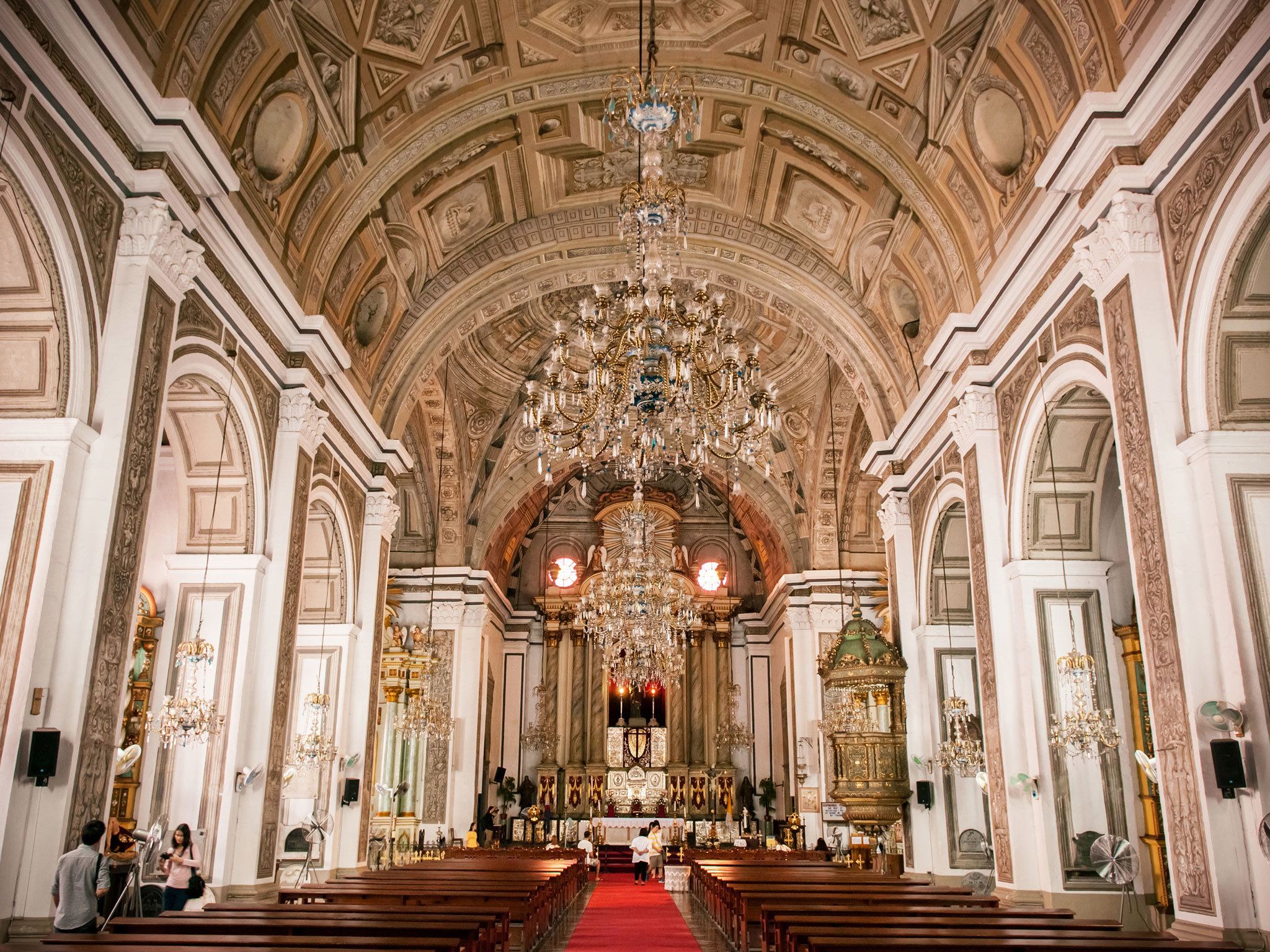 San Agustin Church & Museum - Manila - Philippines