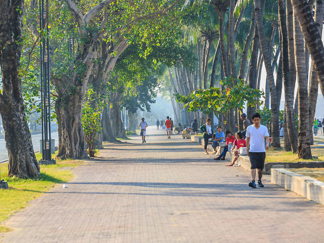 Manila Baywalk - Philippines