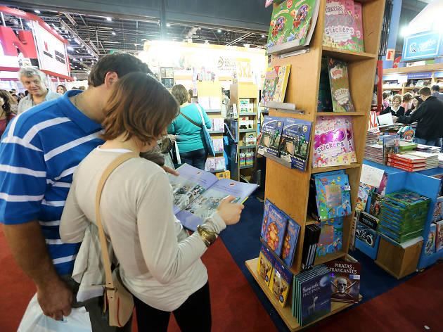 Feria de Libros - Buenos Aires - Argentina