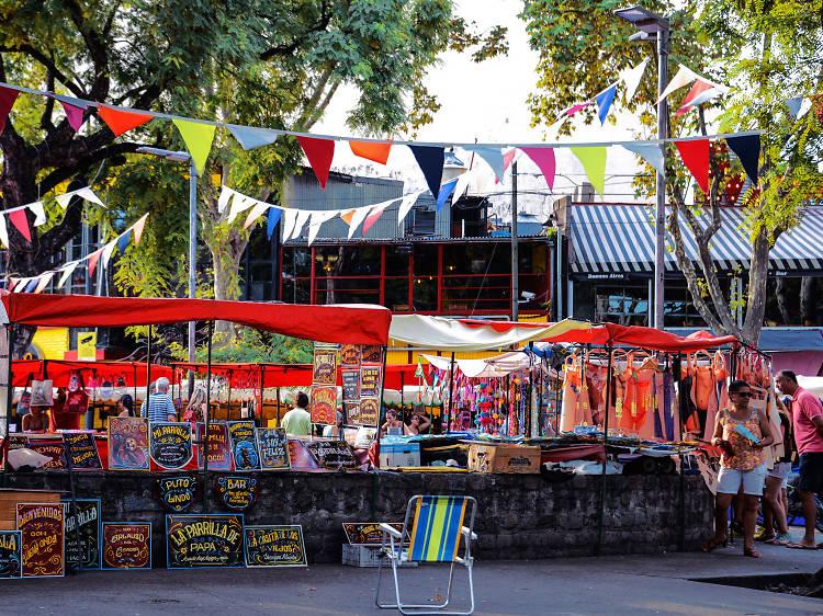 Feria de Plaza Serrano