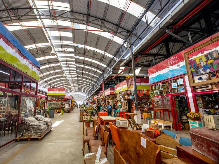 Mercado de las Pulgas (aka Colegiales Flea Market)