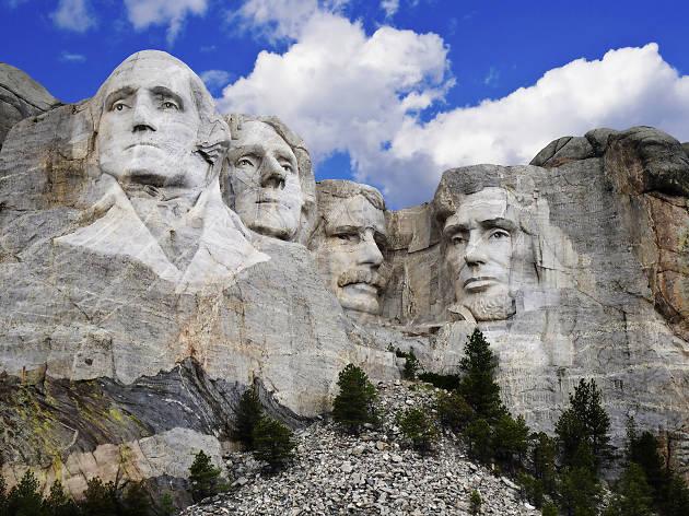 Mount Rushmore, eitw