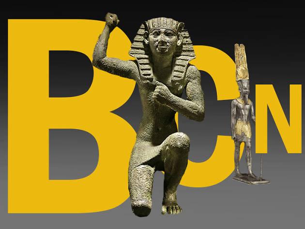 Egipto en Barcelona