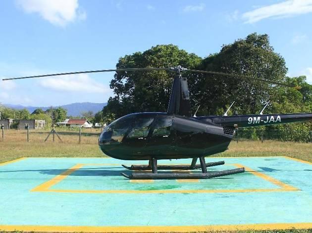 LangkawiDiscoveryHelicopterTour