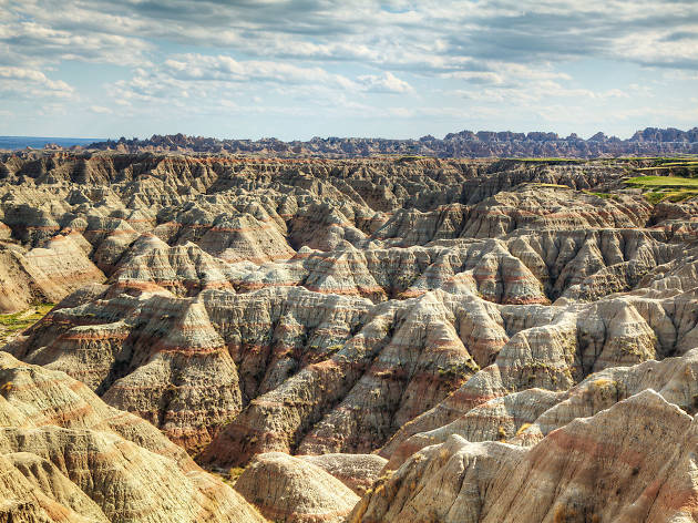 Badlands National Park, eitw