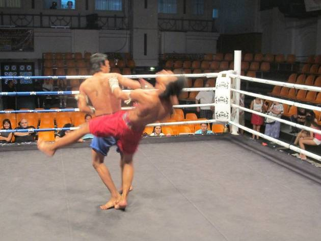 Pattaya Boxing World