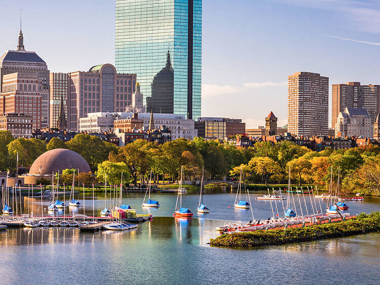 The 18 best things to do in the summer in Boston