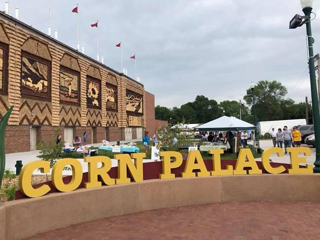 Corn Palace, eitw