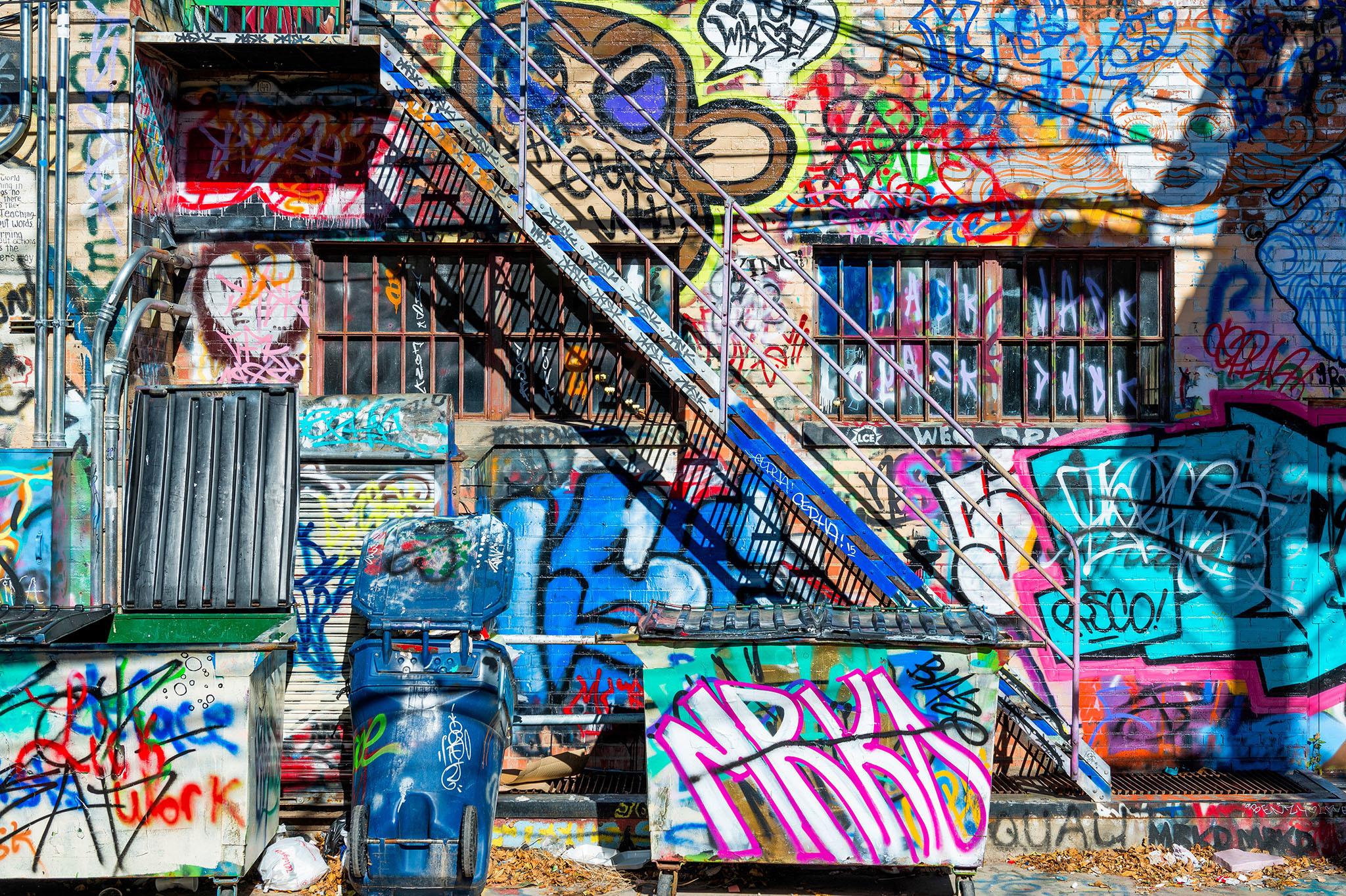 Art Alley, eitw