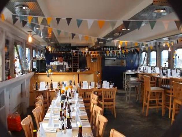 Holohans at the Barge restaurant, Belfast