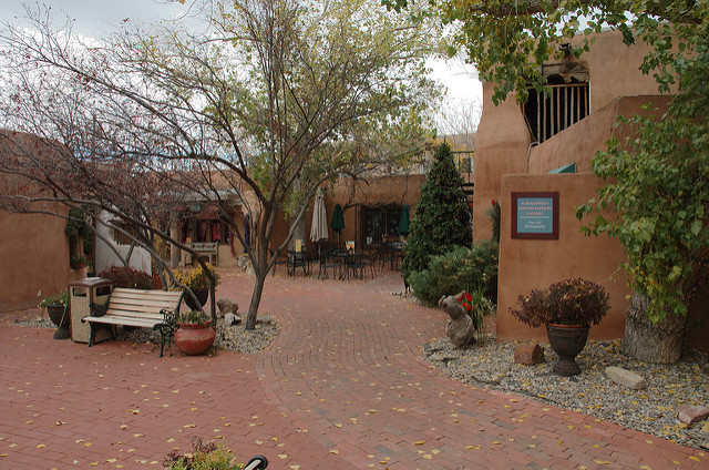 Old Town Plaza Albuquerque