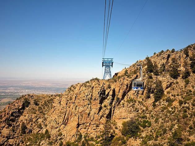 Sandia Peak Aerial Tramway