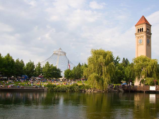 Riverfront Park, eitw