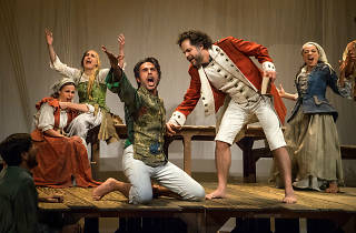 El bien del país en el Foro Shakespeare
