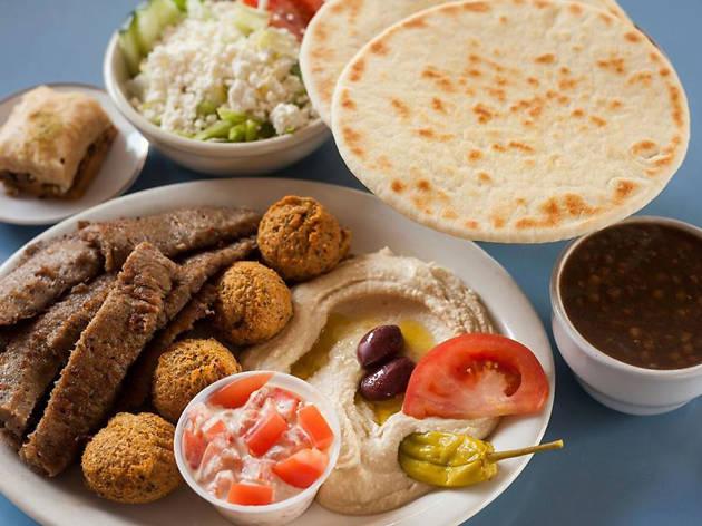 Azars Restaurant, eitw