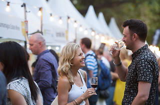 Mudgee Wine and Food Festival at Balmoral Beach