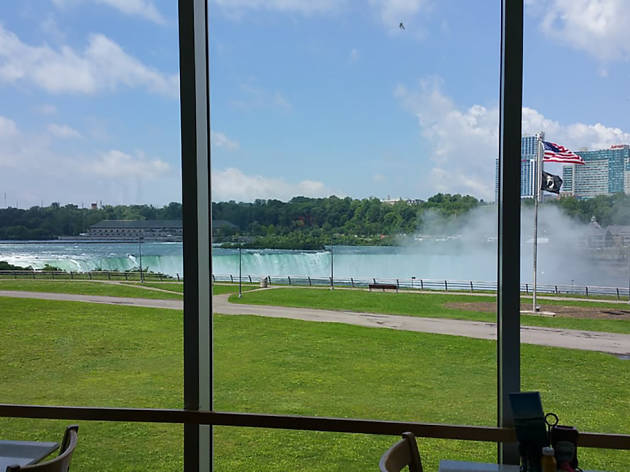 Top of the Falls Restaurant