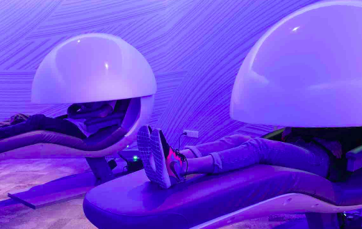 Virgin Active Sleep Pods