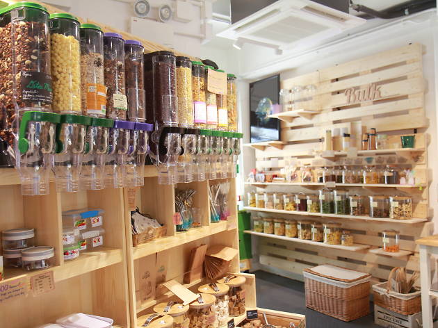 New zero waste and bulk grocery shop Edgar opens in Wan Chai