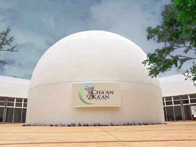 Cha'an Ka'an Planetarium - Cozumel - Mexico