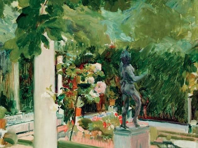 Sorolla - Jardín