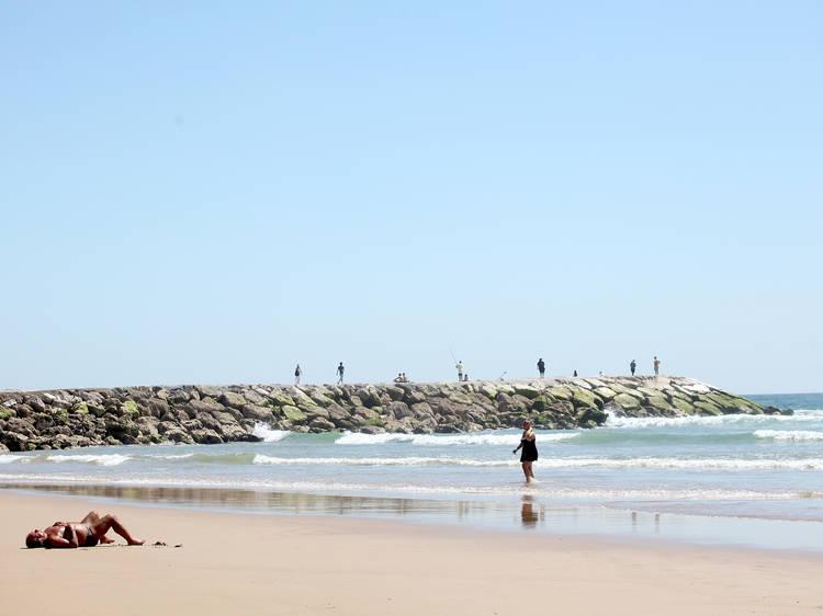 Praia do CDS