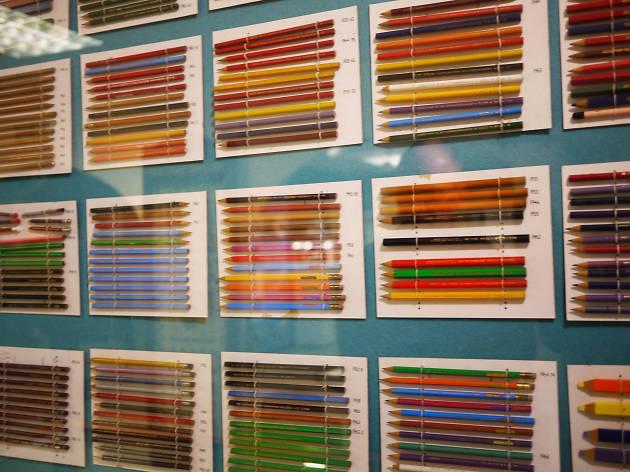 Derwent Pencil Museum, Keswick, for Virgin Trains weird weekend feature