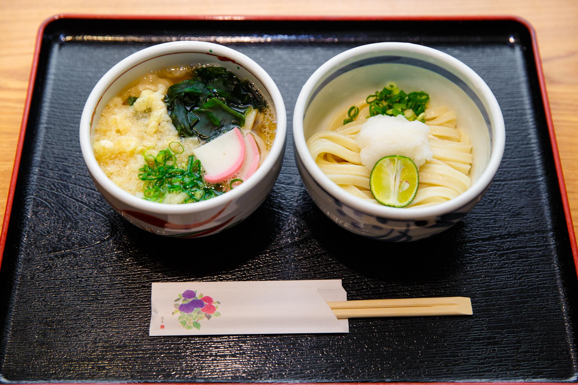Best udon in Tokyo