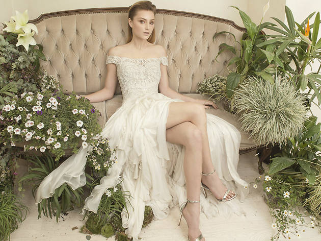 The Top Israeli Wedding Dress Designers