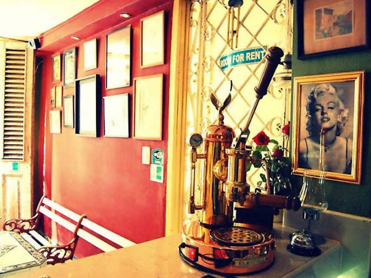 Café Arcangel, Havana