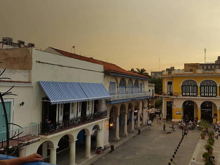 Café Bohemia, Havana