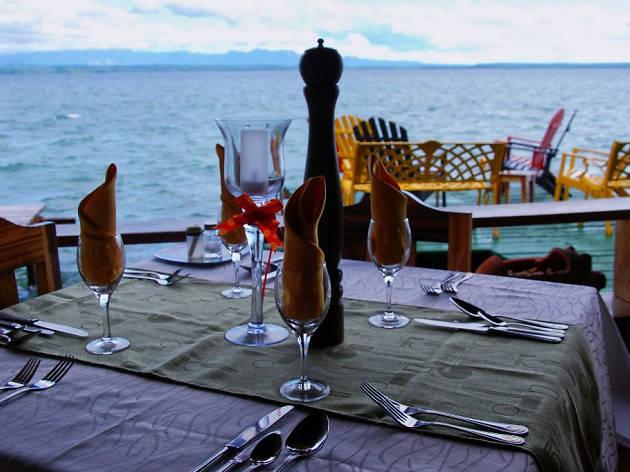 Restaurante Villa Lagarto, Cienfuegos