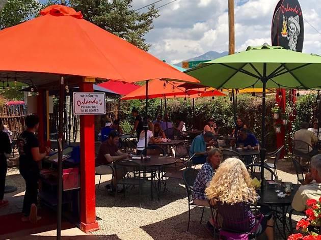 Orlando's New Mexican Café