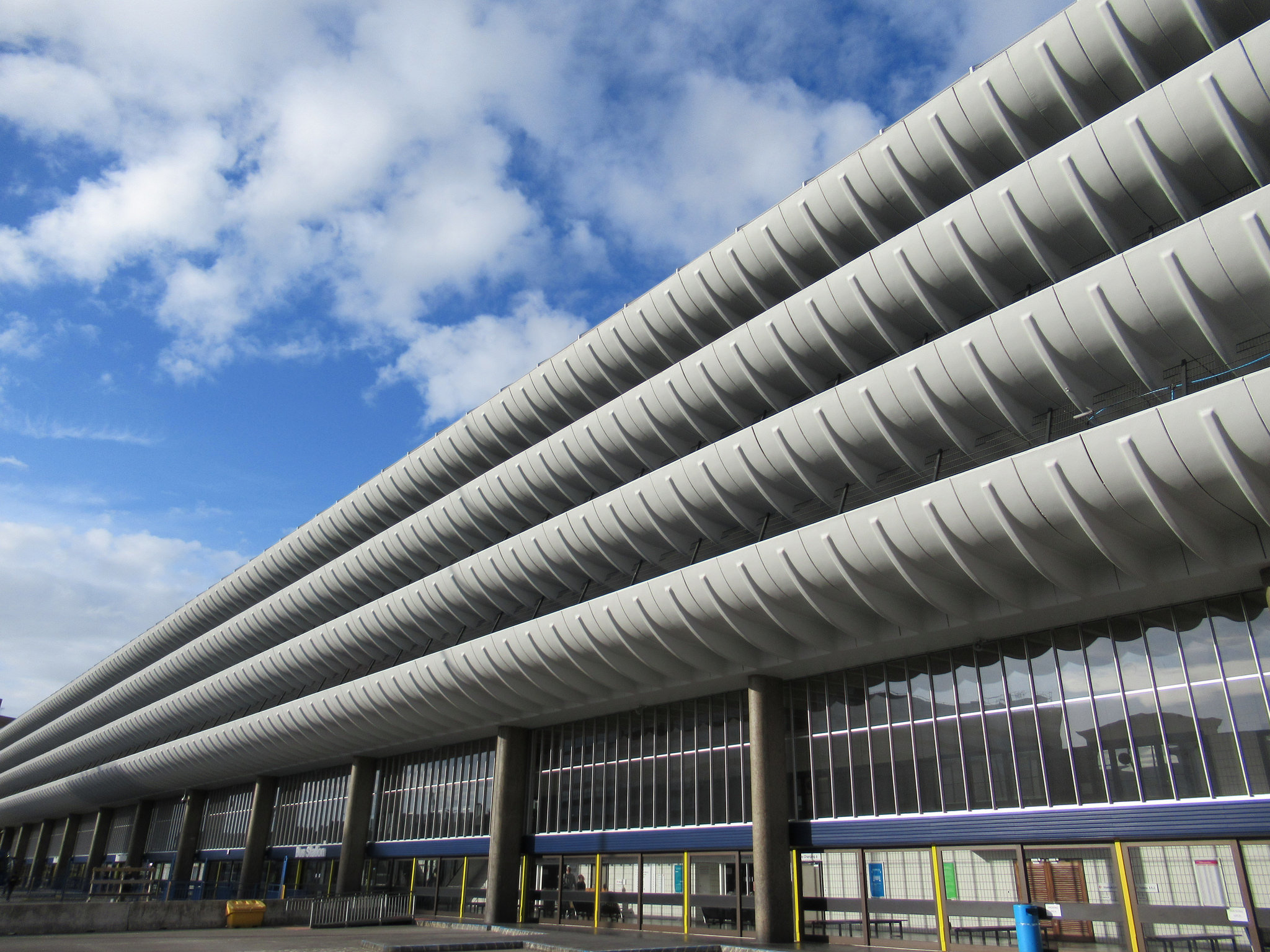 Preston Bus Station, for Virgin Trains weird weekends feature