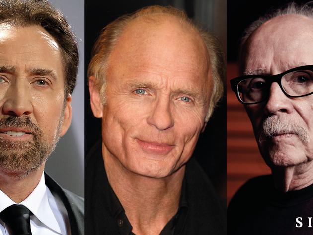 John Carpenter, Ed Harris i Nicolas Cage seran a Sitges 2018