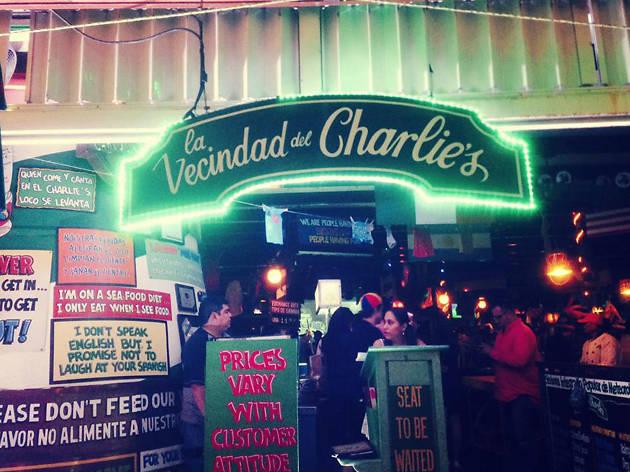 Carlos & Charlie's - Cancun - Mexico