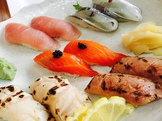 Sushi Den & Izakaya Den