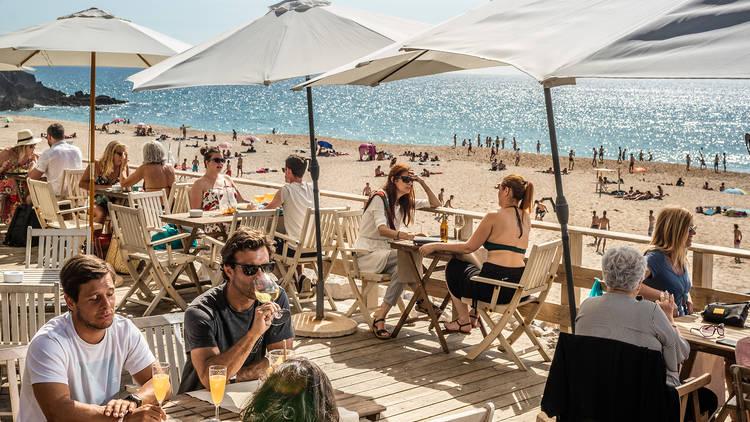 Restaurante, Bar do Fundo, Esplanada