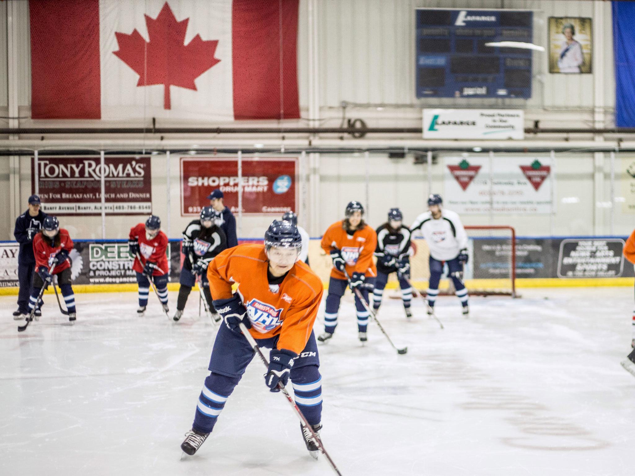 Hockey - Canada TTD