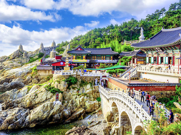Haedong Yonggung Temple - Busan - South Korea