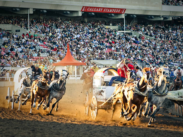 Calgary Stampede - Canada TTD