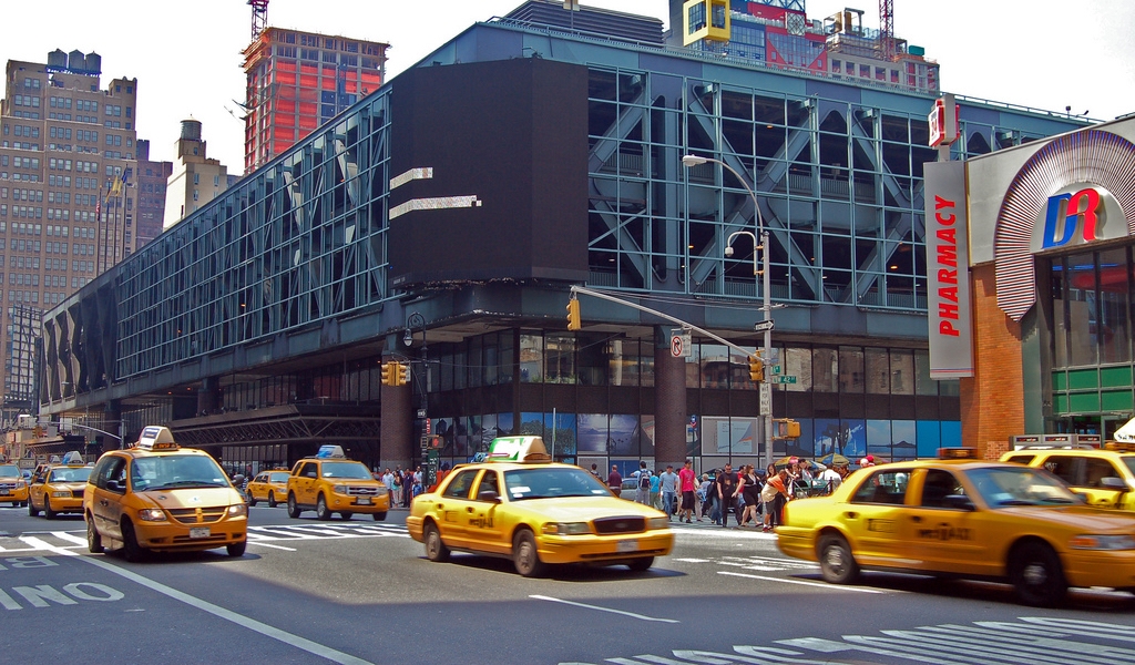 Bieber Tourways will no longer operate out of Port Authority Bus Terminal