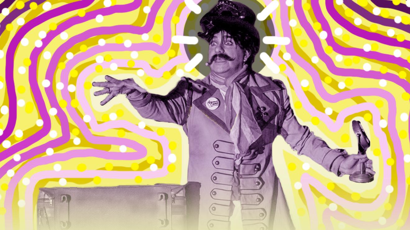 El cabaret del Doctor Misterio