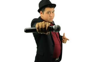 El standupero Alan Saldaña