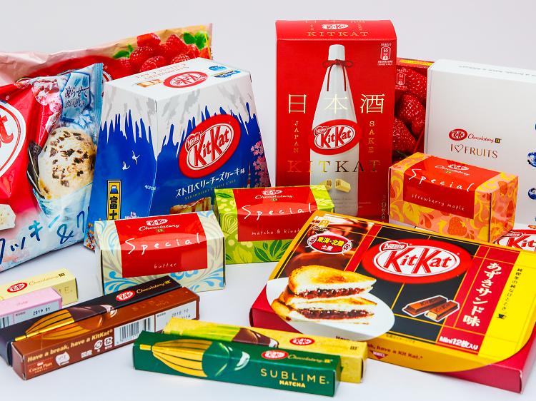 Best Japan-only Kit Kat flavours