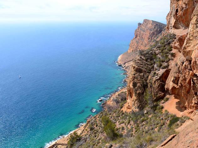 Sierra Helada Natural Park - Benidorm - Spain