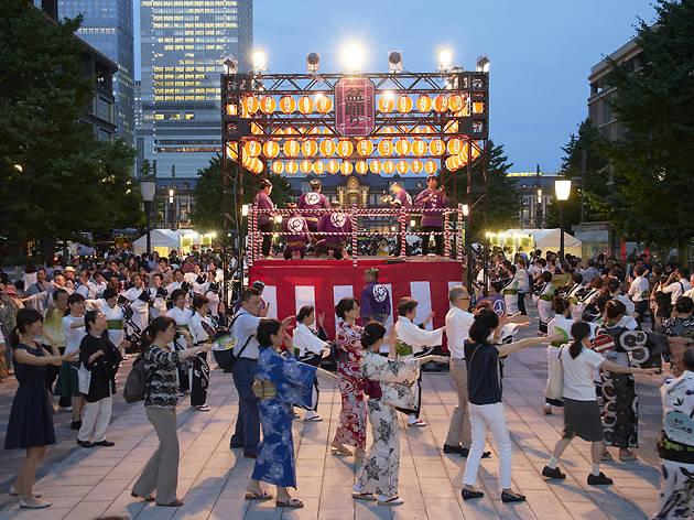 Marunouchi Summer Festival
