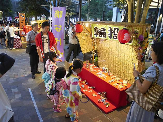 Marunouchi Summer Festival Ennichi